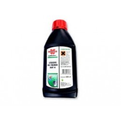 Liquido de frenos WURTH dot 4 500ml