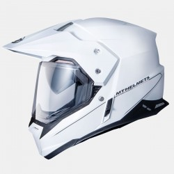 Casco MT Synchrony Sport Duo blanco