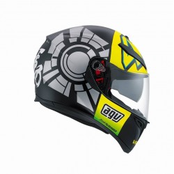 Casco AGV K-3 SV Top Winter Test 2012