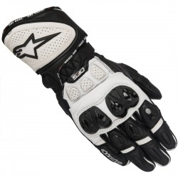 Guantes Alpinestars GP PLUS R Glove Blanco/Negro