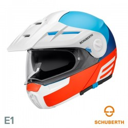 Casco Schuberth E1 Cut Azul Mate 2019