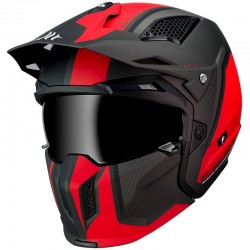 Casco MT Streetfighter SV Twin