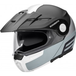 Casco Schuberth E1 Cut gris mate