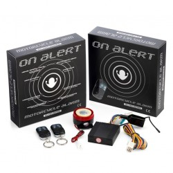 Alarma On Alert Silver Series
