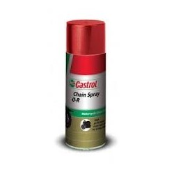Grasa cadena Castrol Chain Spray O.Ring 400ml