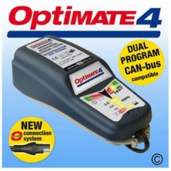 Cargador de baterias Optimate 4 bmw
